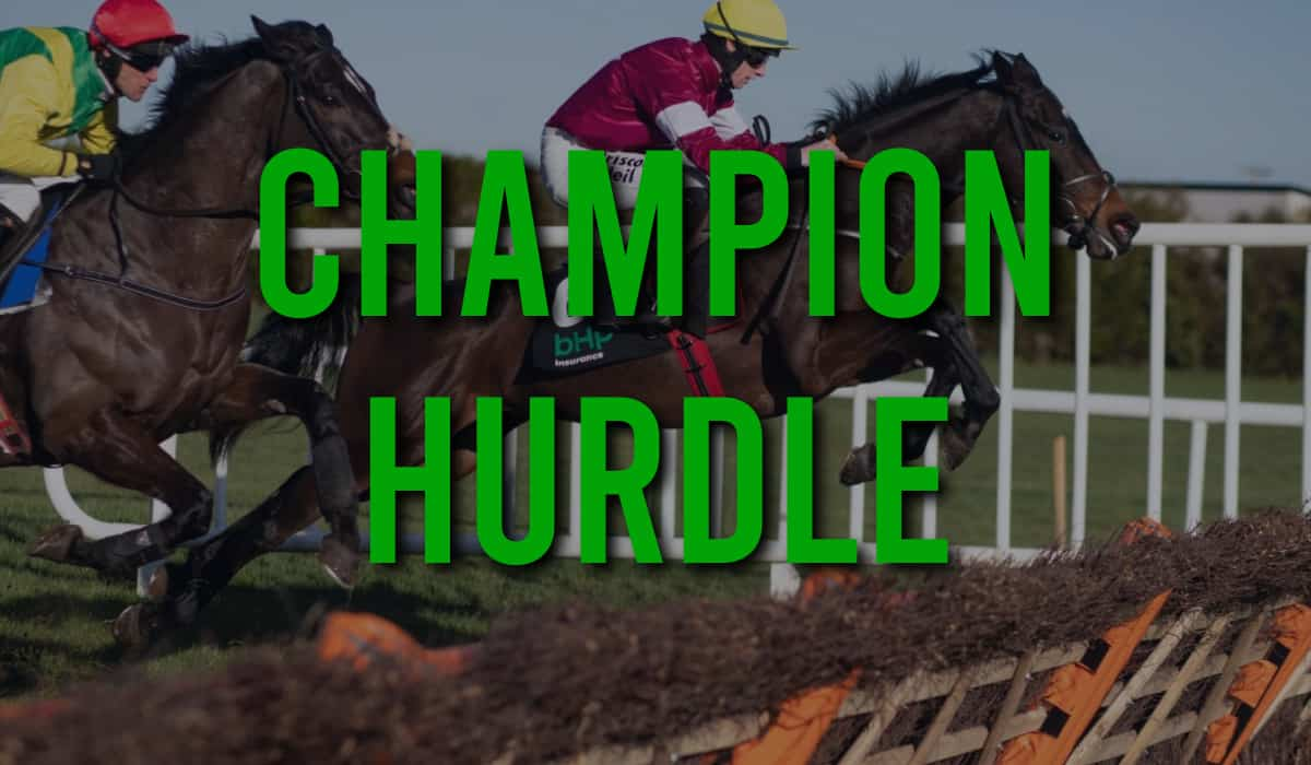 Champion hurdle 2021 betting websites plus minus betting sports lines