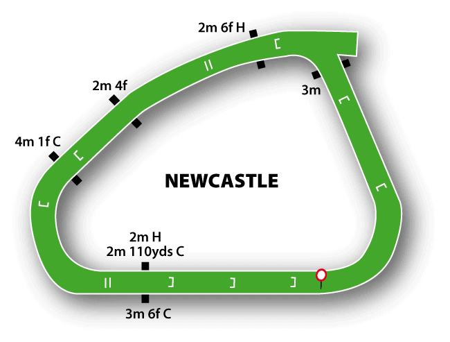 Newcastle Jumps Track