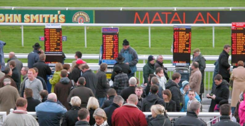 Aintree On Course Bookies