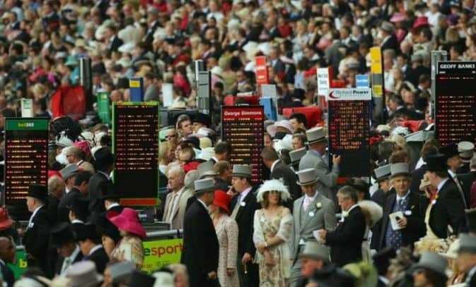 Ascot On Course Bookies