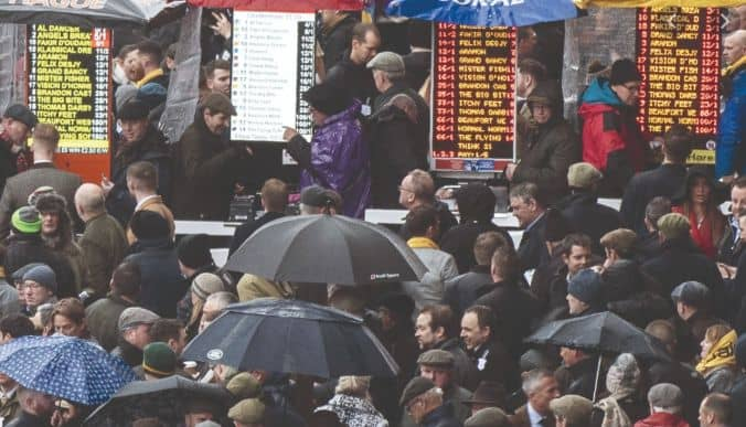 Ayr On Course Bookmakers