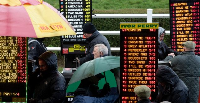 Beverley On Course Bookmakers