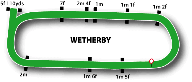 Wetherby Course Map