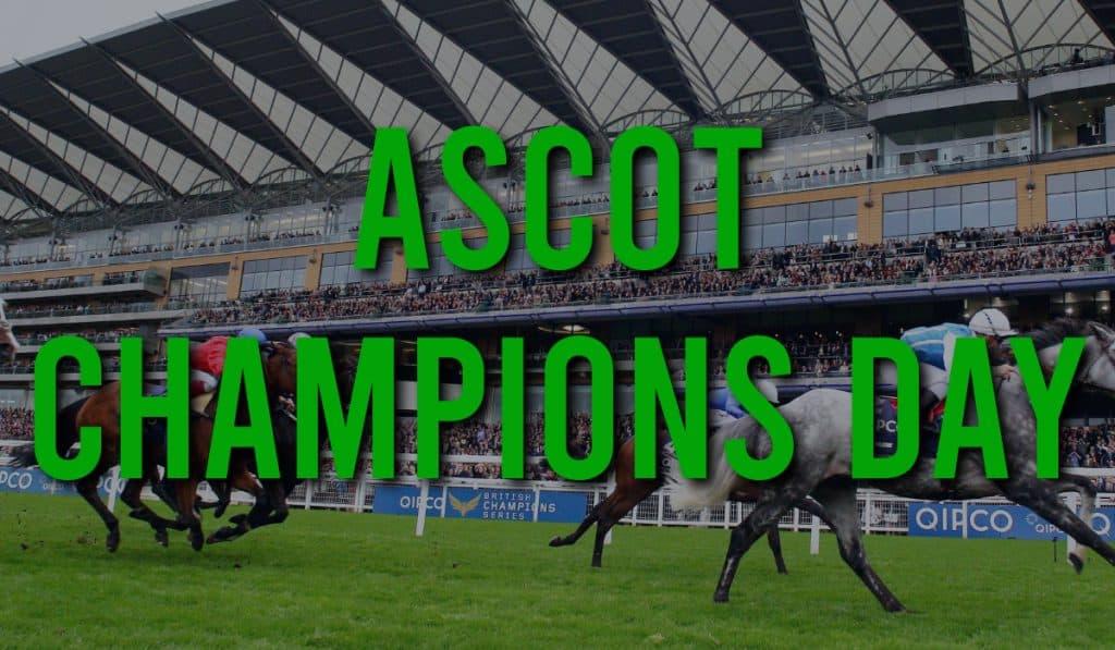 Ascot Champions Day