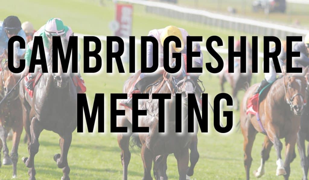 Cambridgeshire Meeting