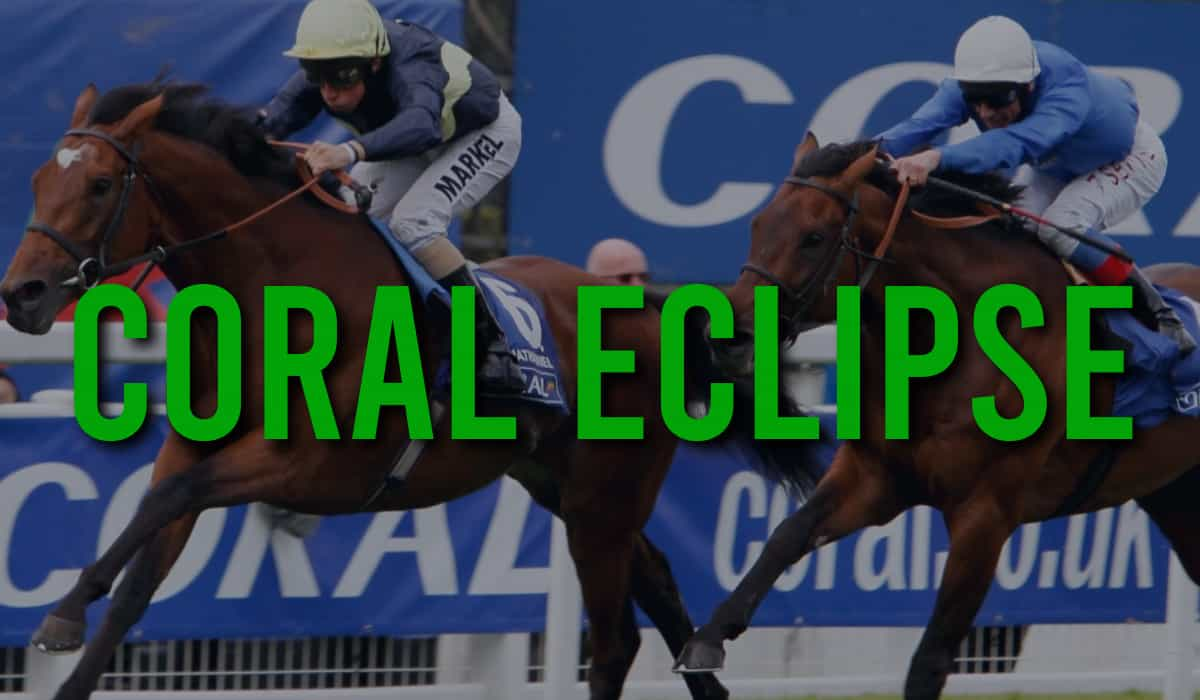 coral eclipse stakes 2021 betting line