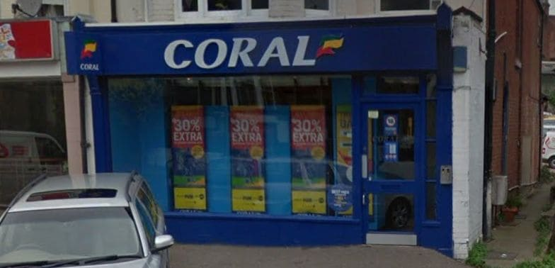 Coral Betting Shop Norwich Unthank Road