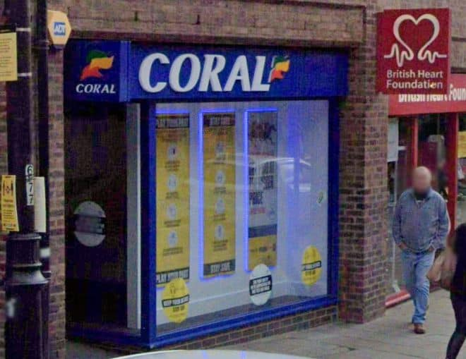 Coral betting shop locations mohr bettinger real estate