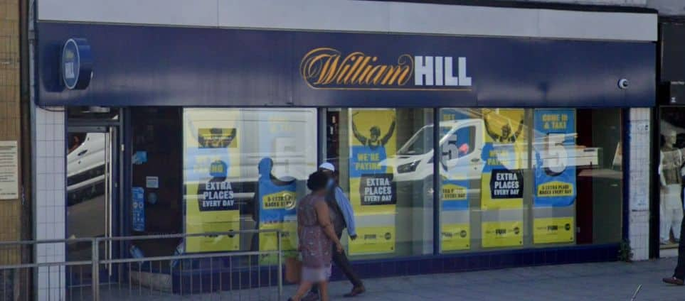 William Hill Betting Shop Manchester Stockport Road