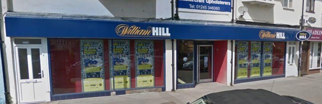 William Hill Betting Shop Chelmsford Broomfield Road