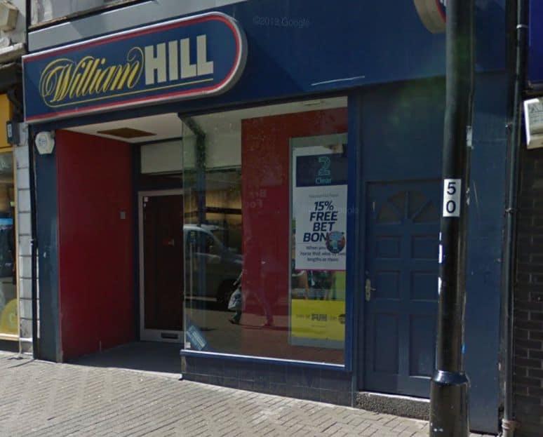 William Hill Betting Shop Eastbourne Terminus Road