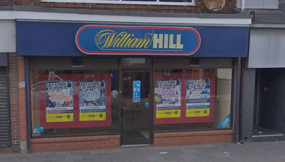 William hill betting shops manchester canada sports betting newspapers