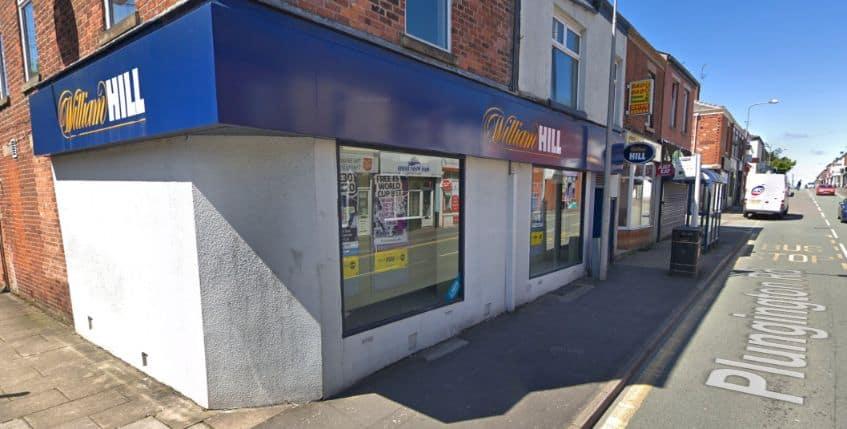 William Hill Betting Shop Preston Plungington Road
