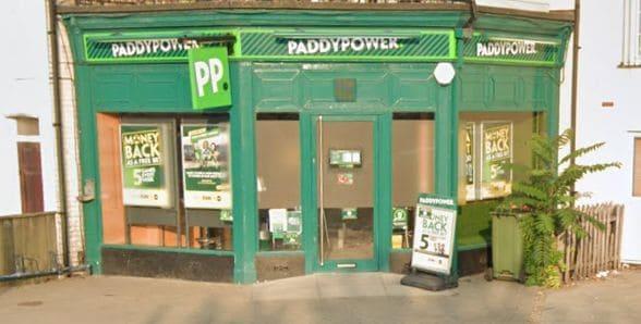Paddy Power Betting Shop Cambridge Milton Road