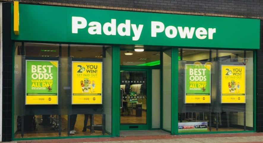 Paddy Power Betting Shop Clydebank Sylvania Way South