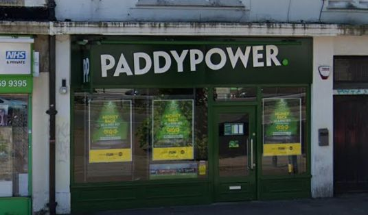 Paddy Power Betting Shop Cranford Bath Road
