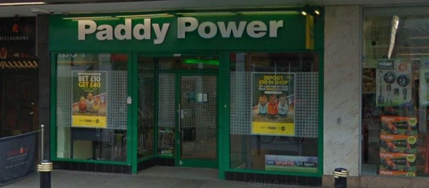 Paddy Power Betting Shop Gloucester Southgate Street