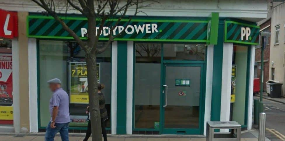 Paddy Power Betting Shop Middlesbrough Corporation Street