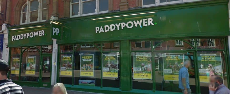 Paddy Power Betting Shop Hereford St Peter's Square