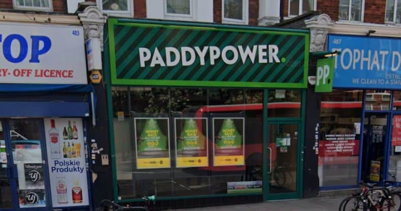 Paddy Power Betting Shop Isleworth London Road