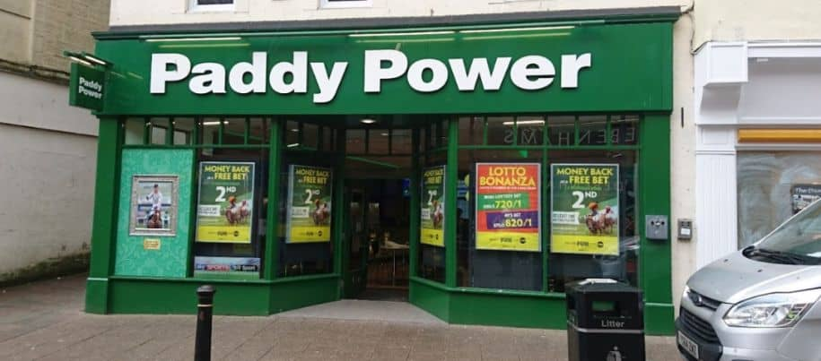 Paddy Power Betting Shop Dumfries High Street