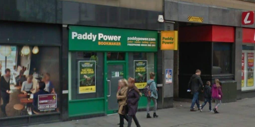 Paddy Power Betting Shop Bradford Broadway