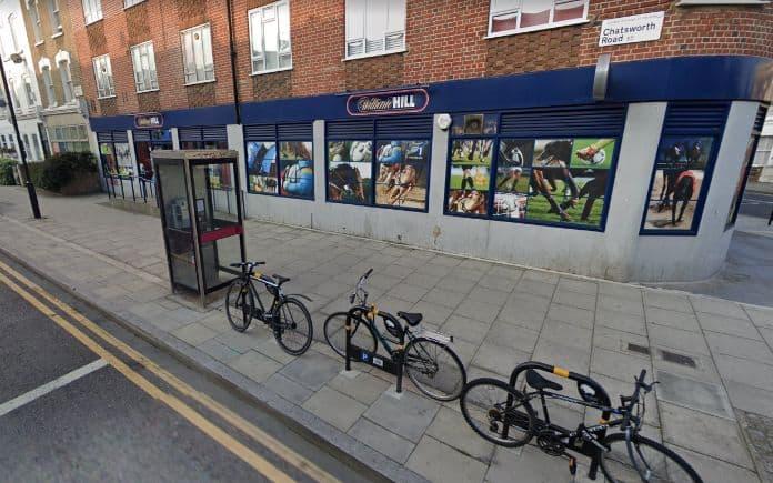 William Hill Betting Shop London Chatsworth Road