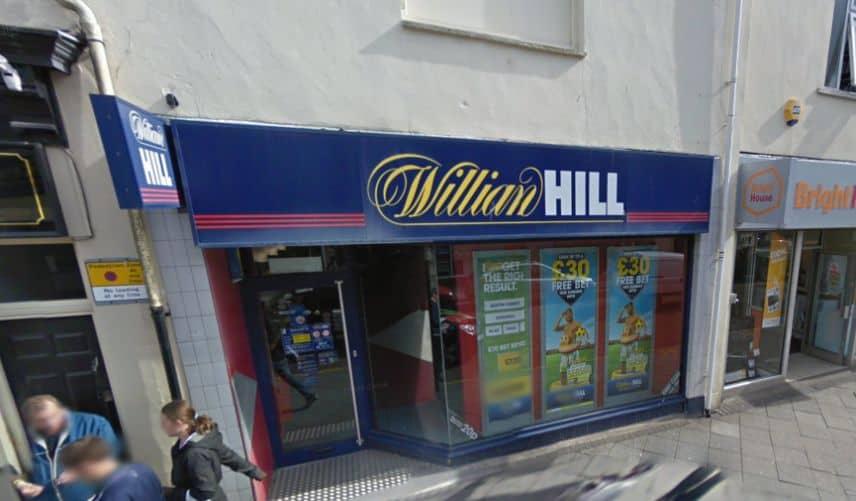 William Hill Swansea
