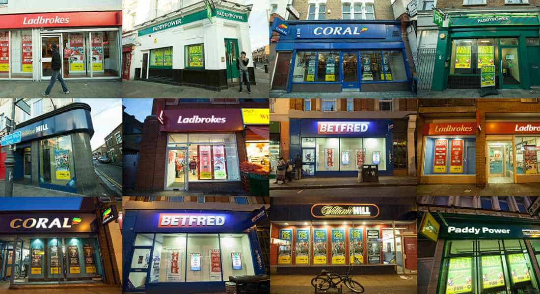 betting shop jobs bristol