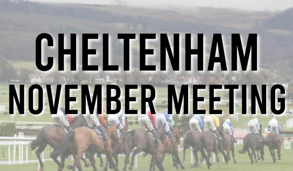 Cheltenham November Meeting