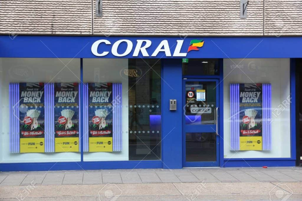 Coral betting shop locator ireland betting shop chipping sodbury golf