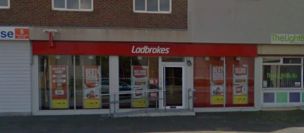 Ladbrokes Betting Shop Basildon, Nevendon Centre