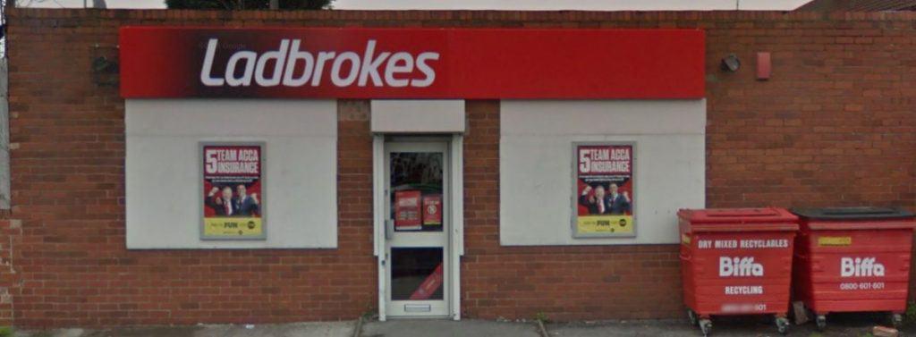 Ladbrokes Betting Shop Doncaster Queen Marys Road