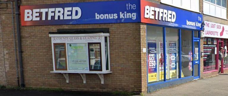 Betfred Betting Shop Aylesbury Parton Road