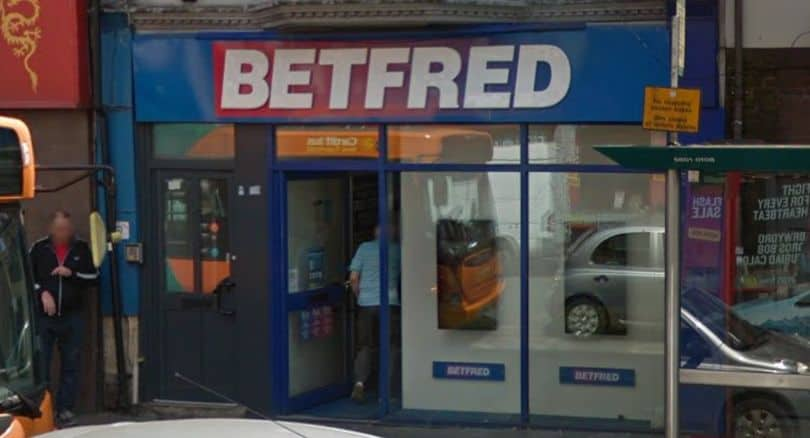 Betfred Betting Shop Cardiff Cowbridge Road