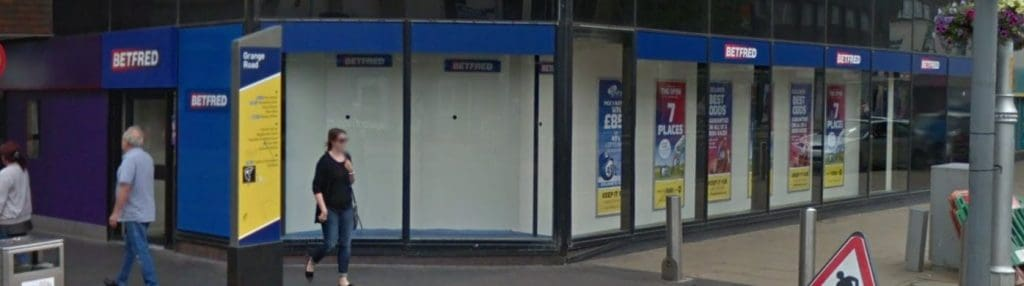 Betfred Betting Shop Middlesbrough Cleveland Centre