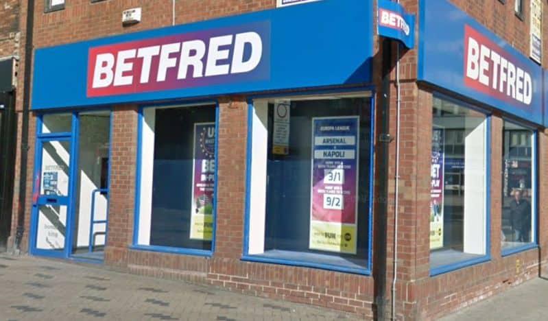 Betfred Betting Shop Wakefield Kirkgate