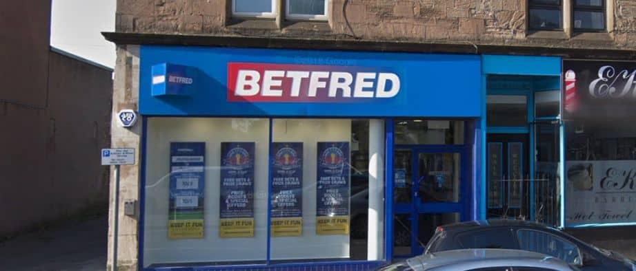 Betfred Betting Shop Falkirk Main Street