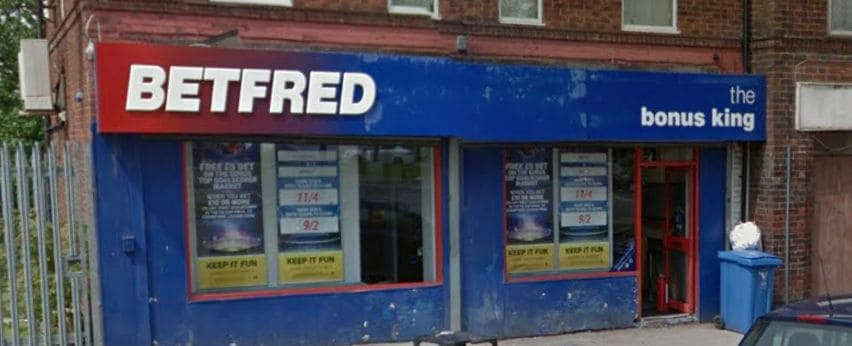 Betfred Betting Shop Sheffield Northern Avenue