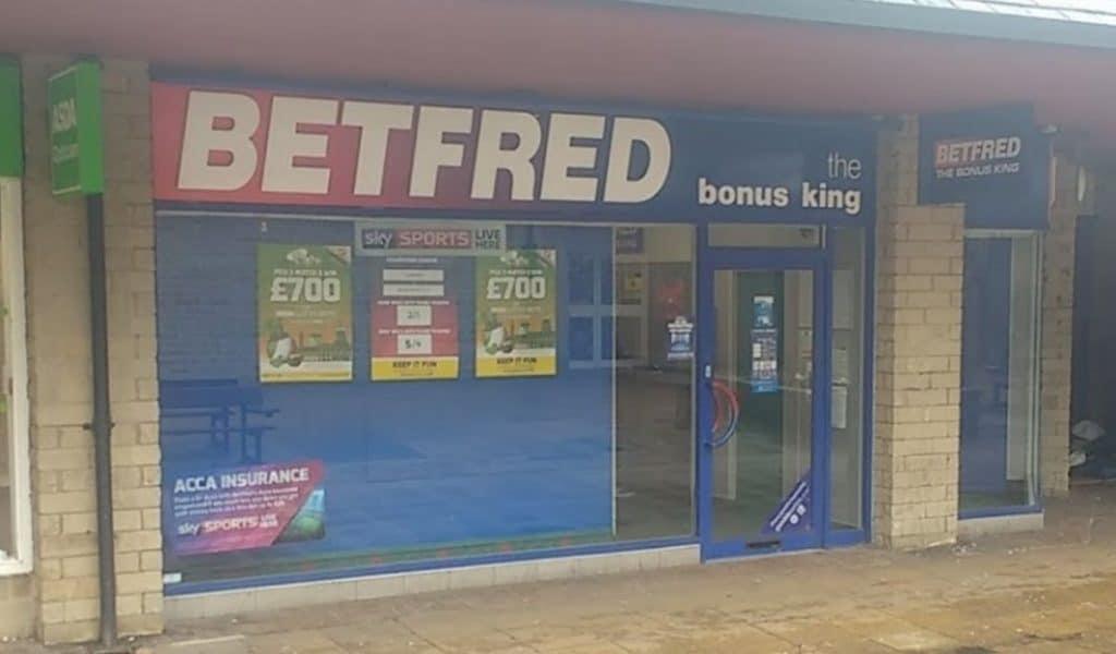 Betfred Betting Shop Shipley Well Croft