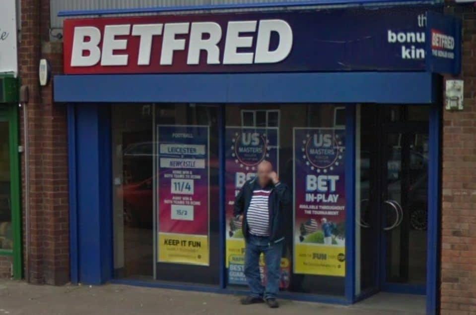 Betfred Betting Shop Doncaster Sandringham Road