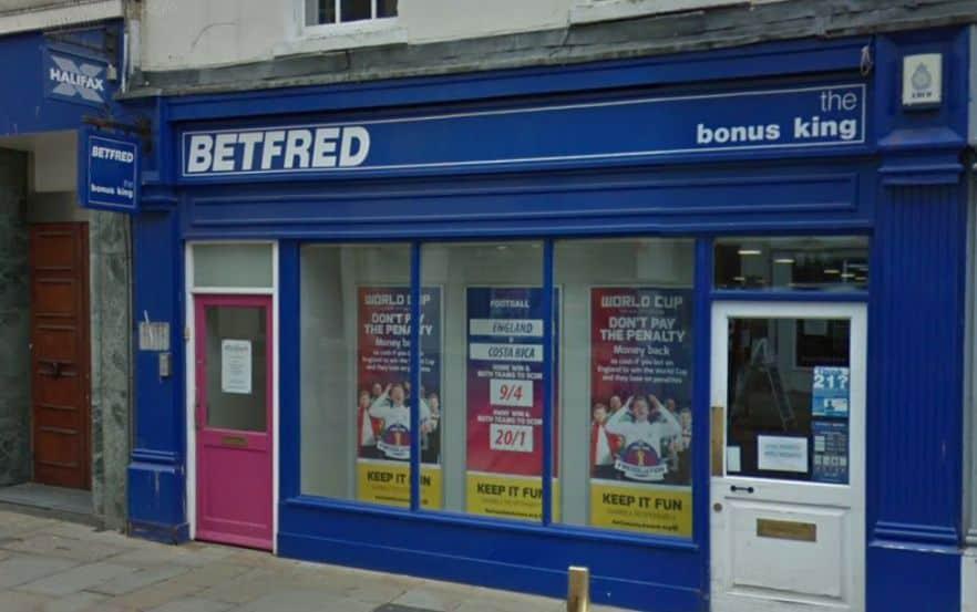 Betfred Betting Shop Gloucester Westgate Street