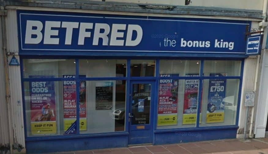 Betfred Betting Shop Penrith Corn Market