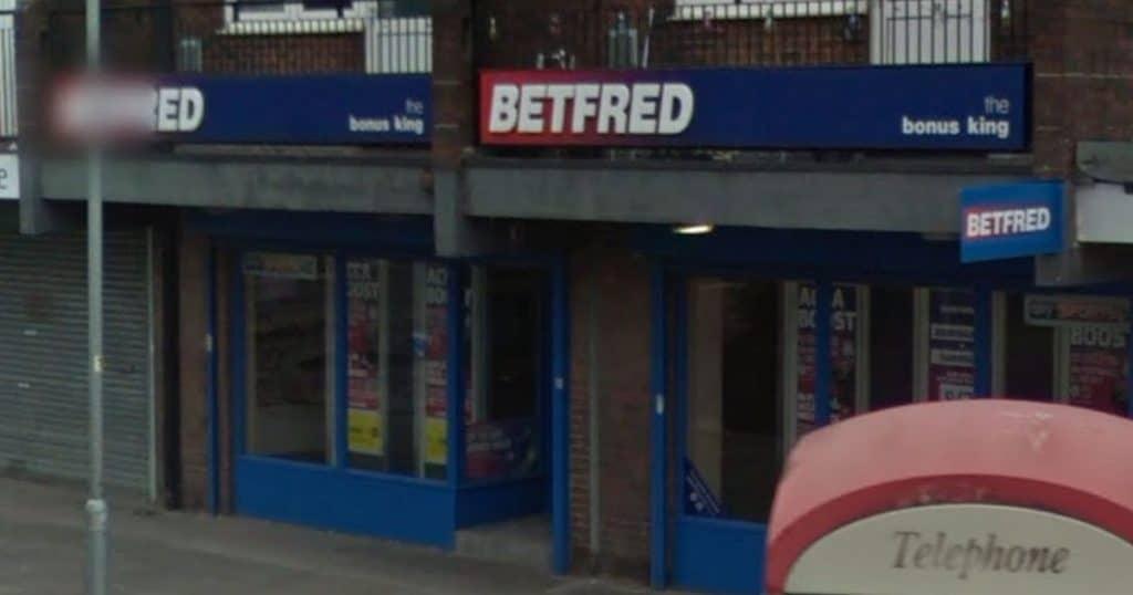 Betfred Betting Shop Oldham Eldon Precinct