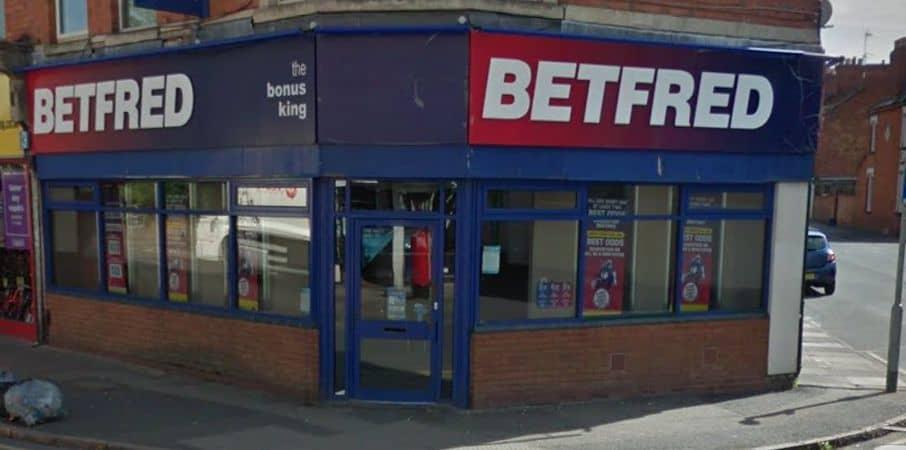 Betfred Betting Shop Northampton Kettering Road