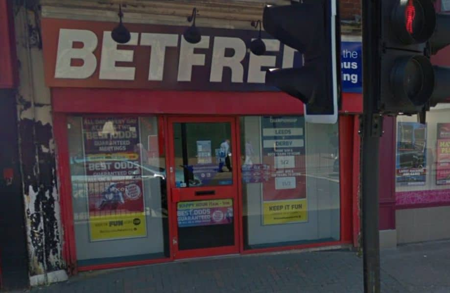 Betfred Betting Shop Hull Holderness Road
