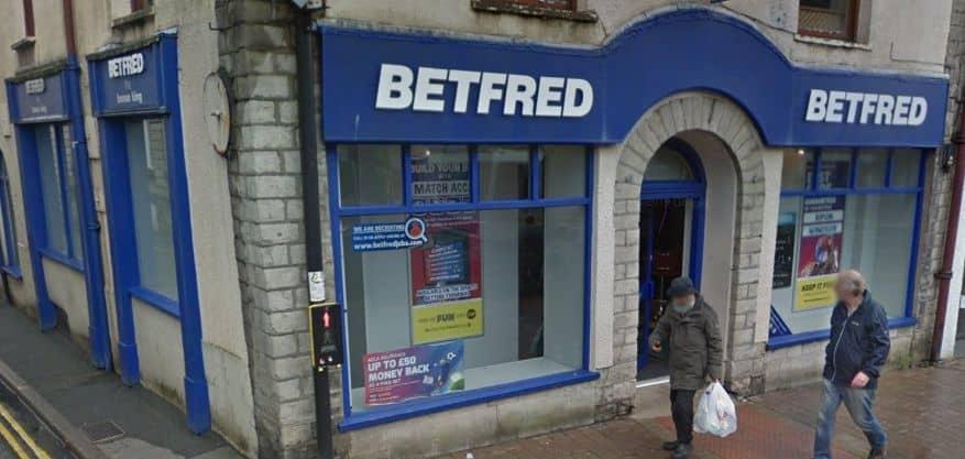 Betfred Betting Shop Kendal Highgate