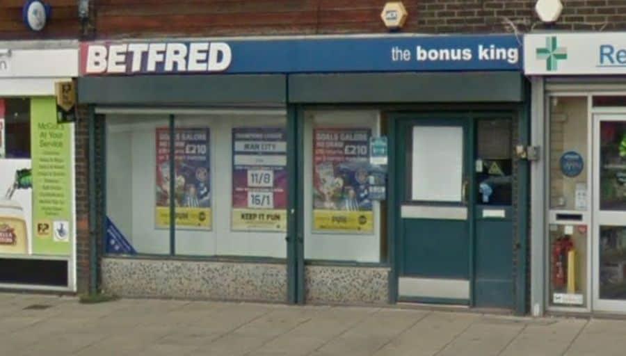 Betfred Betting Shop Abingdon Reynolds Way