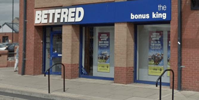 Betfred Betting Shop Durham Victoria Centre