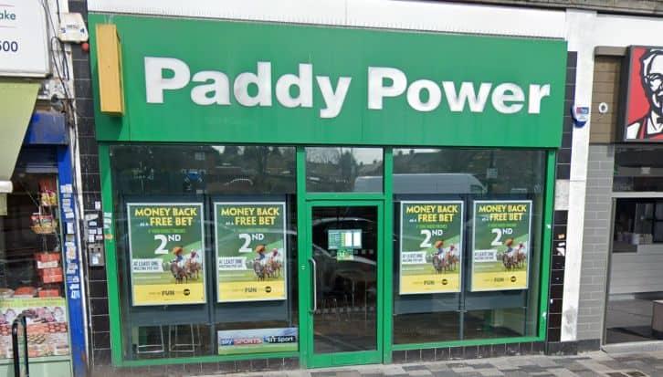 Paddy Power Betting Shop Hayes Uxbridge Road
